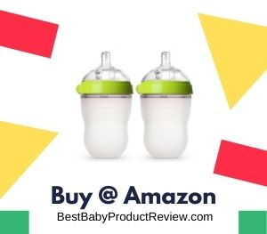 best bottle for breastfed babies with colic