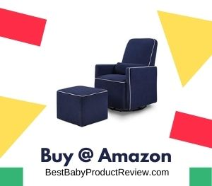 compact rocking chair for nursery