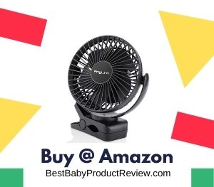 Anglink Clip-on Fan
