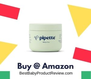 Pipette Baby Balm with Renewable Plant-Derived Squalane