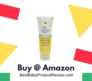 Adorable Baby By Loving Naturals All Natural Sunscreen