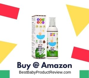 BeyBee Baby Sunscreen Lotion for Kids