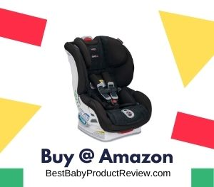 Britax Boulevard ClickTight Convertible Car Seat Layer Impact protection