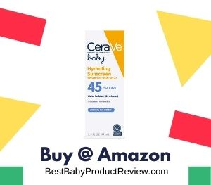 CeraVe Mineral Baby Sunscreen