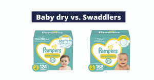 Baby dry vs. Swaddlers: Guide to the Best Diapers for Your Baby