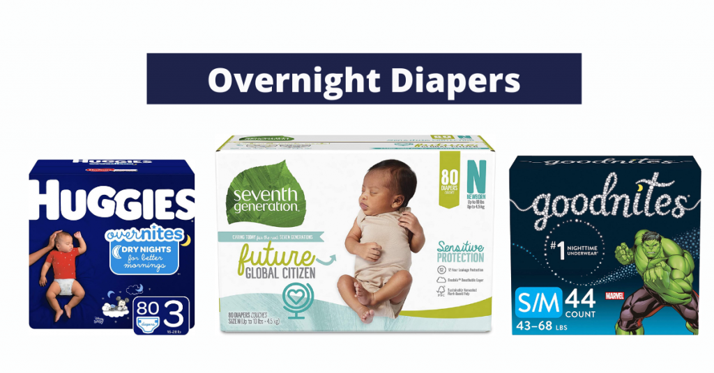 Overnight Diapers